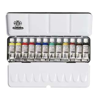 Schmincke Watercolor 12x5ml tube. FREE SHIPPING