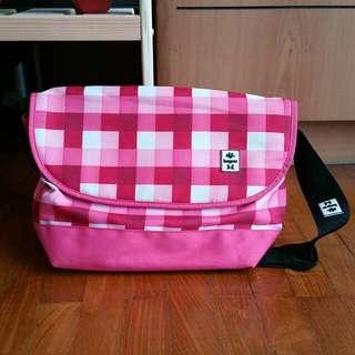 Authentic Hayrer Pink Sling Bag