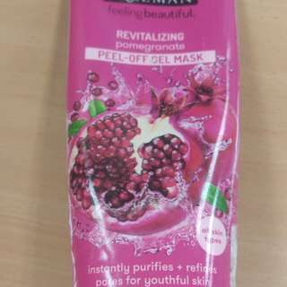 Freeman Pomegrante Peel-Off Mask