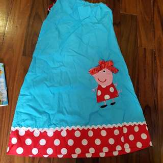 Peppa pig summer dress