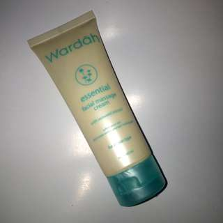 WARDAH FACIAL MASSAGE CREAM