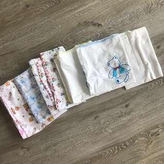 Baby wrap / new Nursing cloth / new breast pad