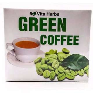 Green coffee and slimming coffee