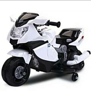Reachargable BMW Motor Bike for kids 2 -5 years Old