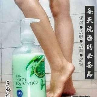 Mivera Aloe Cool Body Wash