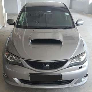 Subaru V10 2.5 Manual      -(SG)-  Year 2008