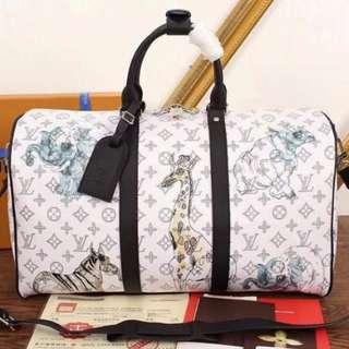 LV Weekender Bag