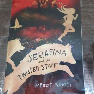 Serafina Books by Robert Beatty