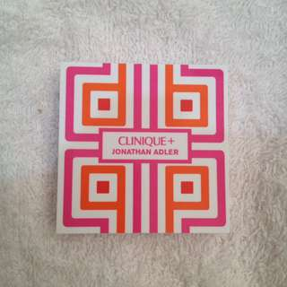 CLINIQUE + Jonathan Adler Eye Shadow Duo and Blush