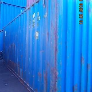 Good Conditioned! Second Hand 20ft Storage Container