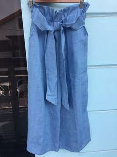 Light Blue Square Pants