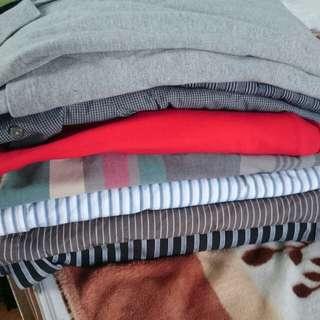 Sale men's Polo long sleeves