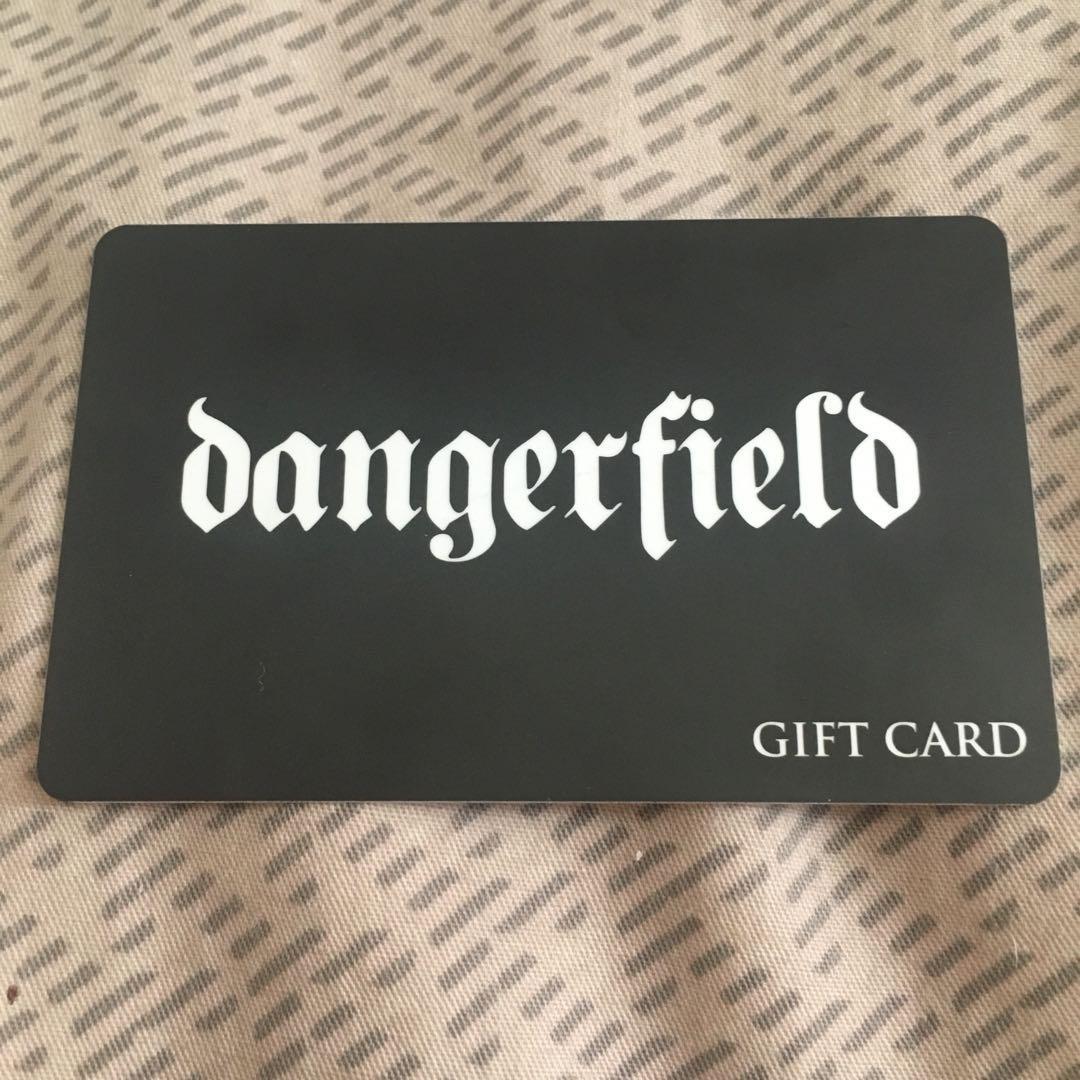 $100 Dangerfield Gift Card Unused