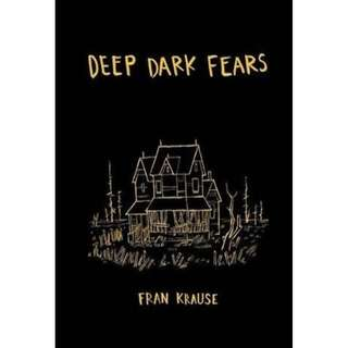 E-book English Novel - Deep Dark Fears by Fran Krause
