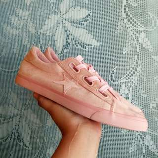 Korean Suede Sneakers