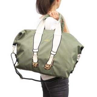 🚚 日本進口~mis zapatos 美腿包 2way 手提/肩背包 行李袋(共3色) (3/30結單,約4月底可出貨)