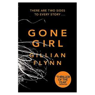 E-book English Novel - Gone Girl by Gillian Flynn