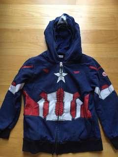 Avengers hoody jumper jacket
