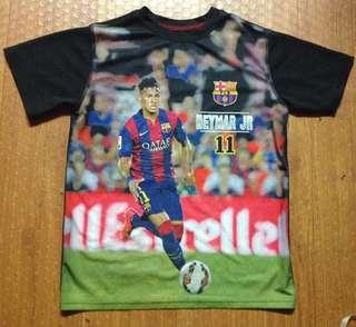 FCB Neymar Jr. Tshirt Authentic
