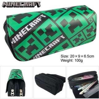Preorder: MInecraft Design Pencil Case