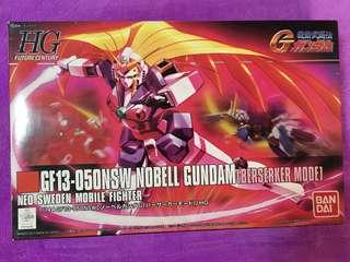 Nobell Gundam Berserker Mode HG