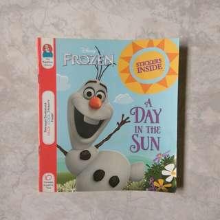 Frozen - Olaf's adventures