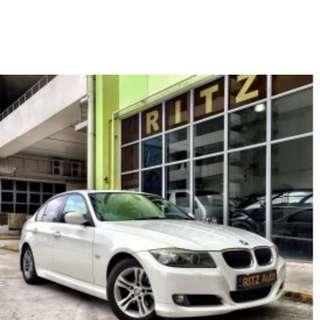 2011 BMW 320i UBER GRAB LIMO PERSONAL Rental