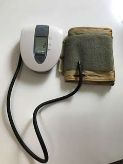 "Original ""Osim"" Blood Pressure Machine with Cuff"