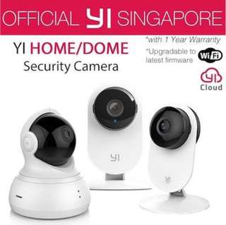 XiaoYi Home Dome 360 Camera with Night Vision