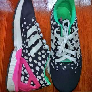 Original Adidas ZX flux shoes sneakers