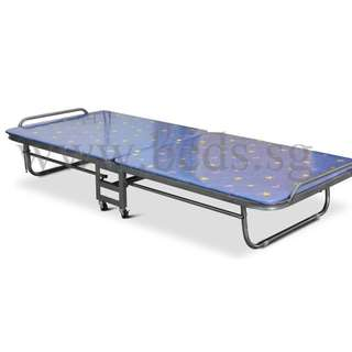 Amazing Fold-able single bed for quick use