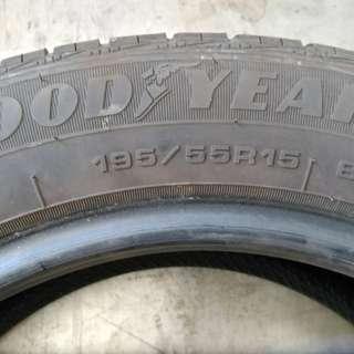 二手固特異輪胎