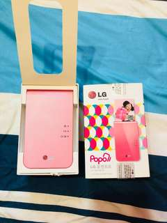 LG Pocket Printer PD239