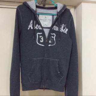 Abercrombie & Fitch A&F Hoodie /Jacket 外套  Condition Size: small (女裝)90%新