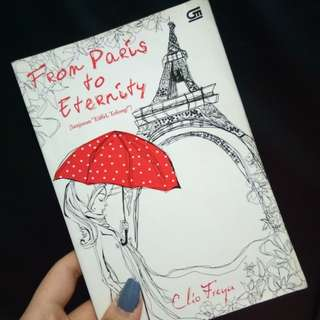 From paris to eternity novel