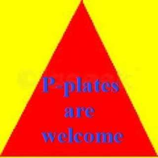 Rent A Car P Plate WELCOME