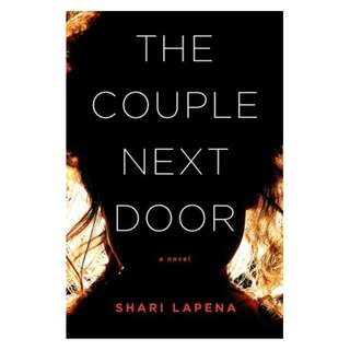 E- book English Novel - The Couple Next Door by Shari Lapena