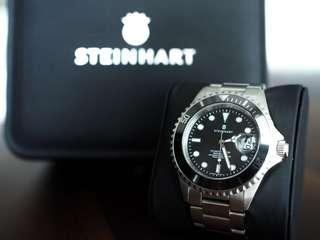 Steinhart Ocean 1 Black Ceramic