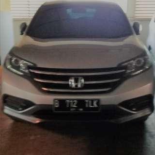 Promo Sewa Honda CRV di Jakarta Hanya di Nemob.id