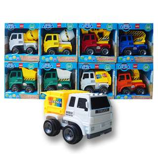 Lefei Power Mini Truck Push Truck Non-Toxic Few Designs Excavator