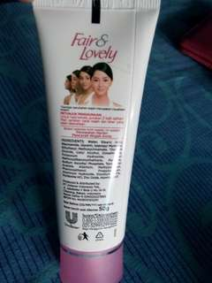 Krim Fair & Lovely 50gr