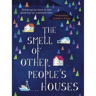 E-book English Novel - The Smell of Other People's Houses by Bonnie-Sue Hitchcock