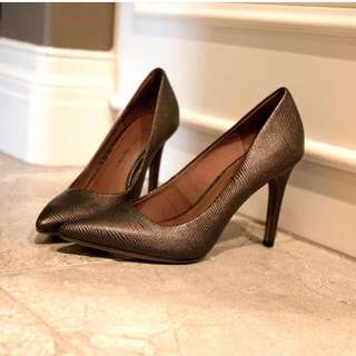 Payless Pointed Pumps