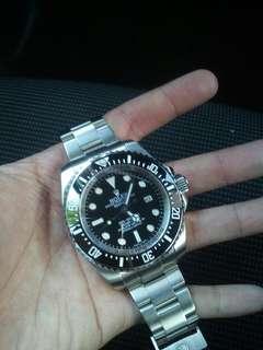 Rolex DeepSea SeaDweller Diver Watch
