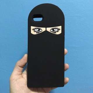 Hijabi eyes IPhone 6 Cover