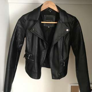 FOREVER NEW - leather jacket