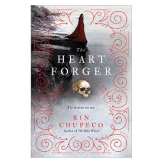 E-book English Novel  - The Heart Forger (The Bone Witch #2) by Rin Chupeco