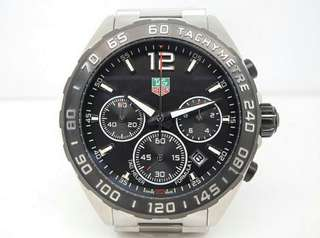 Tag Heuer F1 Chronograph Diver Watch