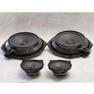 BMW Car Speaker 5 6 Series Front Door and Below Front Seat Speakers
