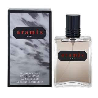 ARAMIS BLACK EDT FOR MEN 110ML